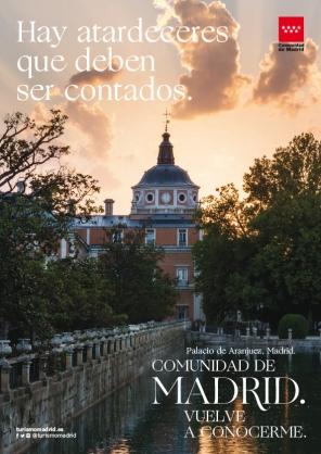 Turismo Comunidad de Madrid